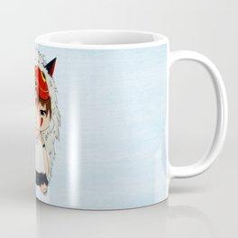 A Girl - Mononoke Coffee Mug