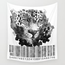 Jaguar Code Wall Tapestry
