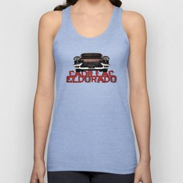 Cadillac Eldorado Tribute Unisex Tank Top