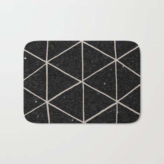 Geodesic Bath Mat