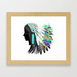 Santeria Framed Art Print