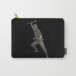 Christmas Ninja Carry-All Pouch