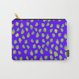 Green Strawberries Carry-All Pouch