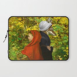 Red Riding Hood Laptop Sleeve