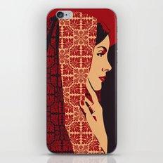 ASIANWOMAN II iPhone & iPod Skin
