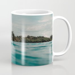 Shipwrecked Ocean Blues Coffee Mug