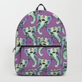 elephant unicorn alien Backpack