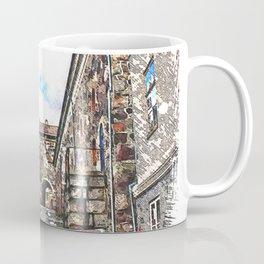 Inside Fredriksten fortress Halden in Norway Coffee Mug