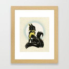 Goldfox Framed Art Print