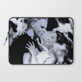 MICHAEL MYERS IN DIRTY DANCING Laptop Sleeve
