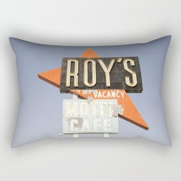 Roy's on Route 66 Rectangular Pillow