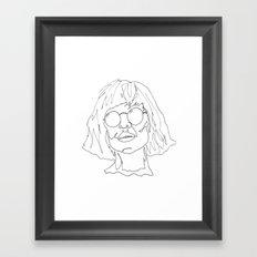 CLD7 Framed Art Print