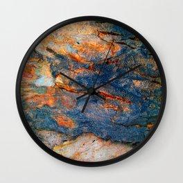 Bark Texture 43 Wall Clock