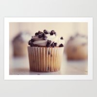 Cupcake II Art Print