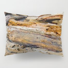 Driven Driftwood Pillow Sham