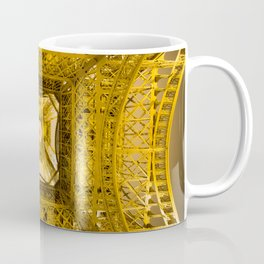 New View Under Old Charm Coffee Mug
