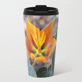 Fremontodendron Blossom Travel Mug