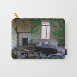 Green Decay Carry-All Pouch