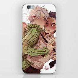 Eros iPhone Skin