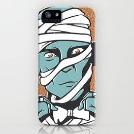 Mummy iPhone Case