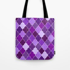 Morocco Orchid Tote Bag