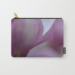 Magnolia Flowers Tree Carry-All Pouch