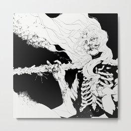 Scourge Metal Print