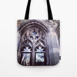 I can see your soul (Yale, CT) Tote Bag