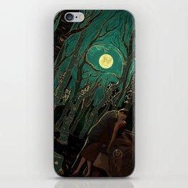 Witness iPhone Skin