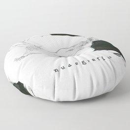 NUDEGRAFIA - 59  love Floor Pillow