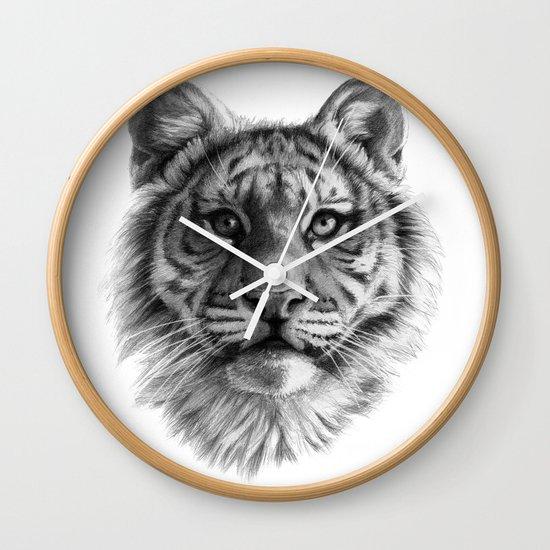 Tiger Cub SK106 Wall Clock