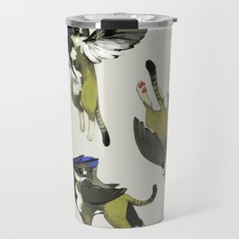 Tiny Griffin Travel Mug