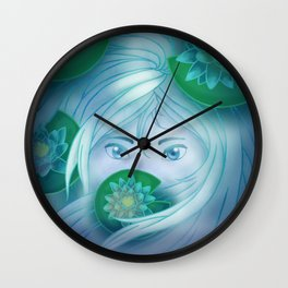Ondine Wall Clock