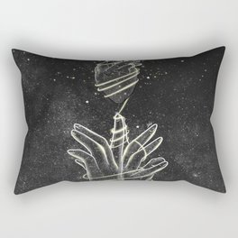 The strings of our heart. Rectangular Pillow