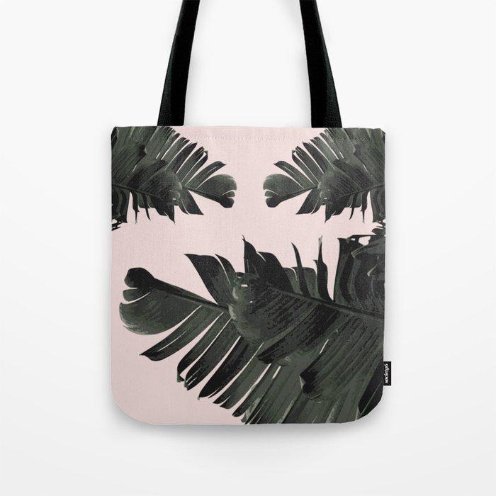 Palm grove Tote Bag