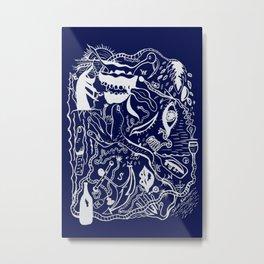 A Sailor's Dream Metal Print