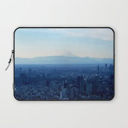 Fuji in the Distance Laptop Sleeve