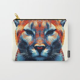 Puma -  Colorful Animals Carry-All Pouch