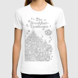 Breakfast Treehouse T-shirt