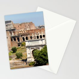 The Coliseum Rome Stationery Cards