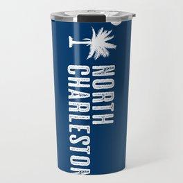 North Charleston, South Carolina Travel Mug