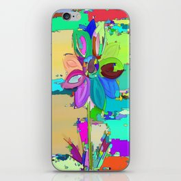 Colors of the World - Flower iPhone Skin
