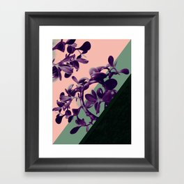 Jade there Framed Art Print
