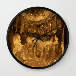 Grosse dents Wall Clock