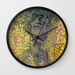 Ember Wall Clock
