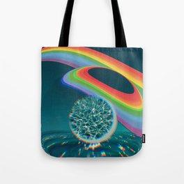 The Technicolor Unknown Tote Bag