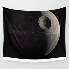 That's no Moon... Wall Tapestry