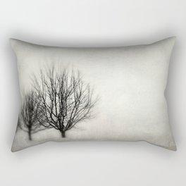 Winter in Matsqui Rectangular Pillow