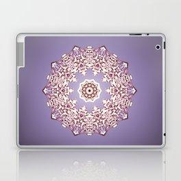 Flower Bud Mandala Laptop & iPad Skin