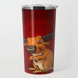 Mutant Zoo - Gerbull Travel Mug